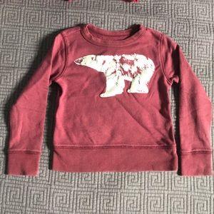 🐻 guc weathered boys crewcuts sweatshirt